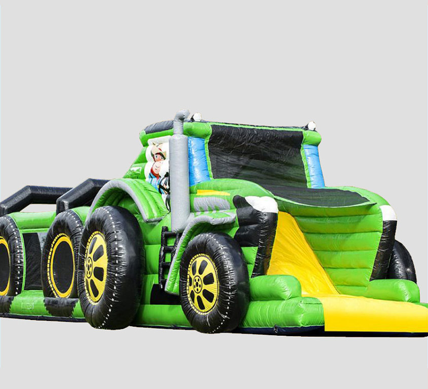 parcours tracteur