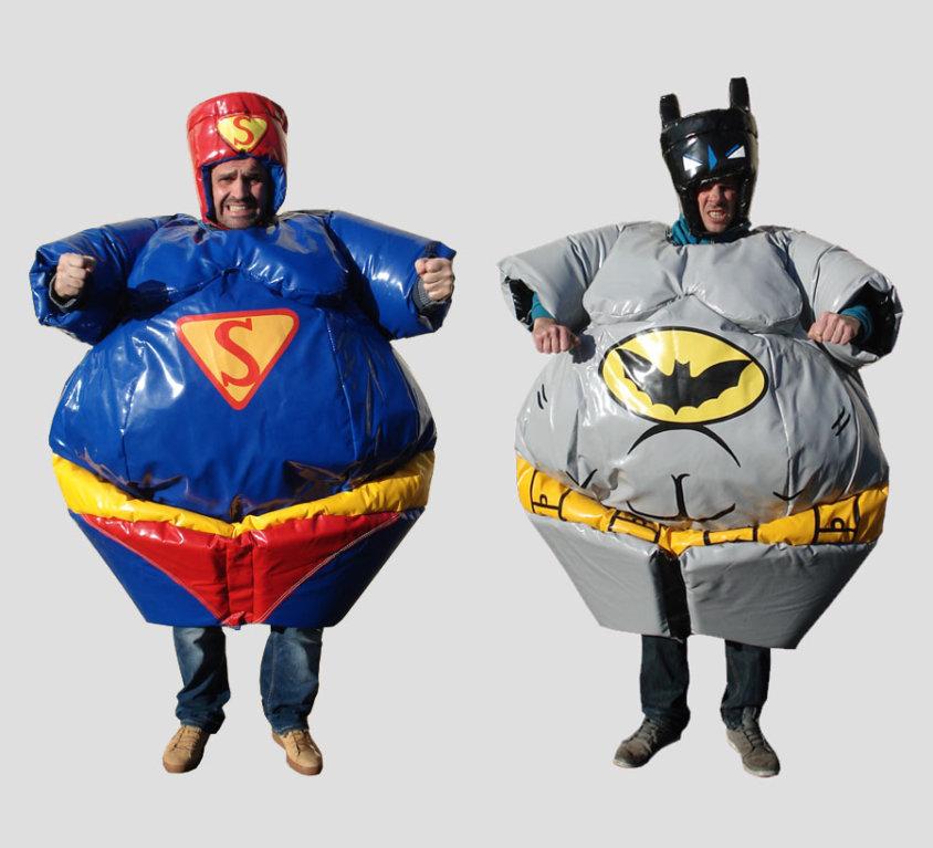 Sumos Super-héros